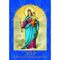igeliturgikus naptár 2019 Kalendáriumok Naptárak   2019 as kártyanaptár 10 db os csomag Házi igeliturgikus naptár 2019